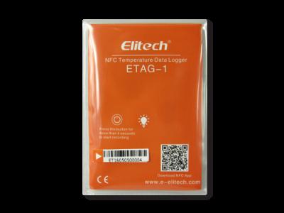 Одноразовый регистратор данных температуры Elitech ETAG - 1