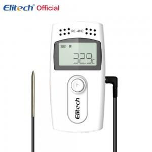 Регистратор данных температуры Elitech RC-4HC
