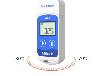 Регистратор температуры Elitech RC-5 USB