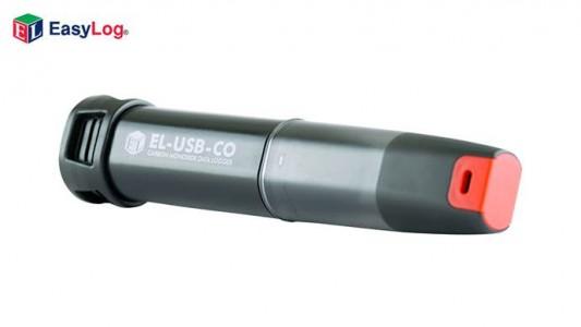 Автономный регистратор окиси углерода (СО) EL-USB-CO300