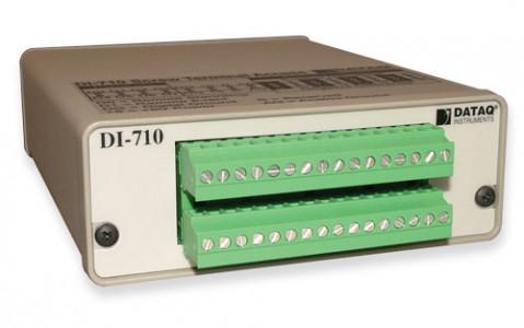 Многоканальная система сбора данных DataQ DI-710-EH