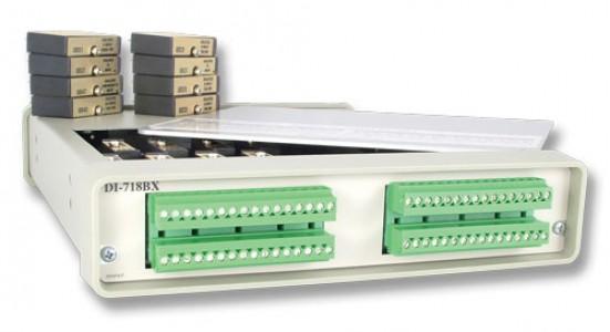 Многоканальная система сбора данных DataQ DI-718Bx