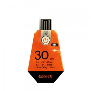 Одноразовый USB-регистратор температуры Elitech URC-12