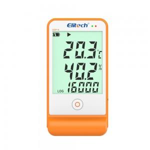 Автономный регистратор температуры и влажности Elitech GSP-6