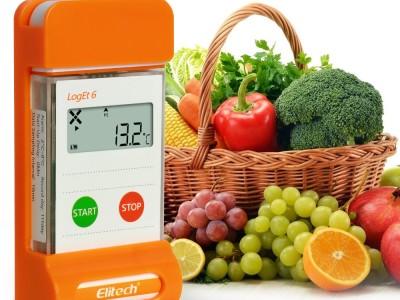 Одноразовый цифровой регистратор температуры Elitech LogEt6