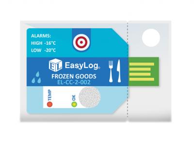 Одноразовый USB регистратор температуры и влажности EL-CC-2-002