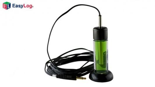Регистратор данных с термистора EL-21CFR-TP-LCD-PROBE-G