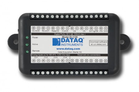 Регистратор напряжения DataQ DI-1120