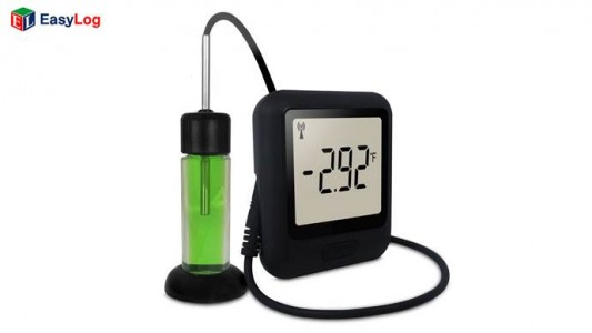 Автономный регистратор температуры вакцин EL-WiFi-TP+-PROBE-G