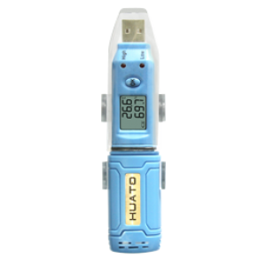 HE183 PDF Waterproof Temperature Humidity Data Logger