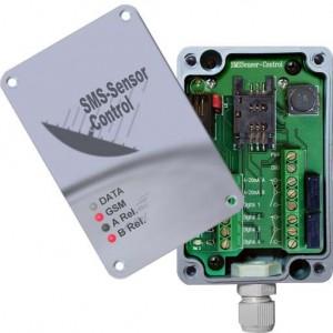 GSM датчик, контроль и управление через SMS