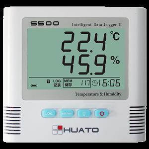 "Система онлайн мониторинга температуры и влажности Huato S500 серия TCP/IP(RJ45) - ООО ""ЛНК"""