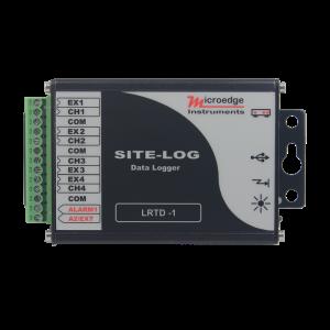 Устройство регистрации данных резисторного датчика температуры LRTD SITE-LOG