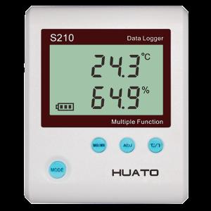 Мультифункциональный регистратор данных Huato S210-AS