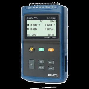 Мультифункциональный регистратор данных Huato S220-VA