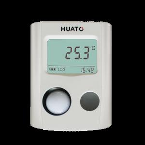 """Регистратор освещения, интенсивности УФ, температуры и влажности Huato S635-LUX-UV - ООО """"ЛНК"""""""