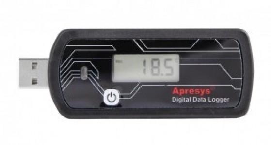 Регистратор температуры Apresys 179-DT USB