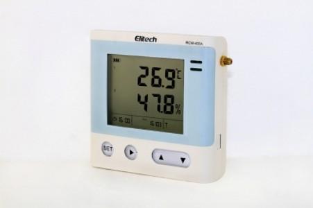 Четырехканальный регистратор данных температуры и влажности Elitech RCW-400