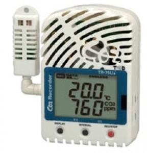 Регистратор содержания углекислого газа, температуры и влажности T&D TR-76Ui