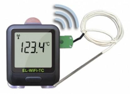 """WiFi логгер температуры EL-WiFi-TC - ООО """"ЛНК"""""""