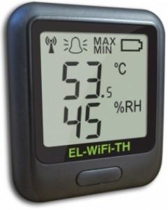 "WiFi регистратор температуры и влажности EL-WiFi-TH - ООО ""ЛНК"""