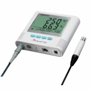 Ethernet регистратор температуры и влажности Huato S500-TH-RJ45