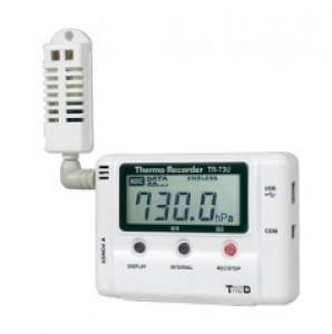 Регистратор атмосферного давления, температуры и влажности T&D TR-73Ui