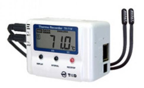 Сетевой LAN логгер температуры и влажности T&D TR-7W