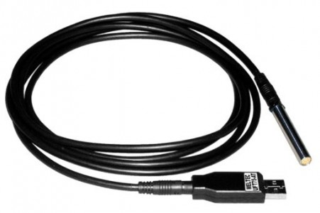 """USB датчик температуры и влажности MELTEC UFT75-AT - ООО """"ЛНК"""""""