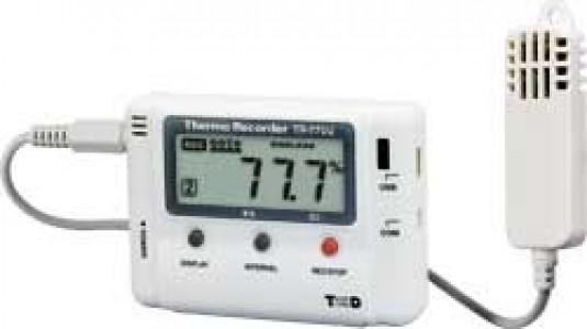 Регистратор температуры T&D TR-77Ui